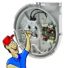 Ventilatiebox reparatie