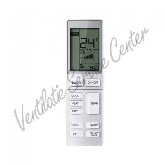 Haier infrarood  afstandsbediening YR-HBS01 (Airco toebehoren)