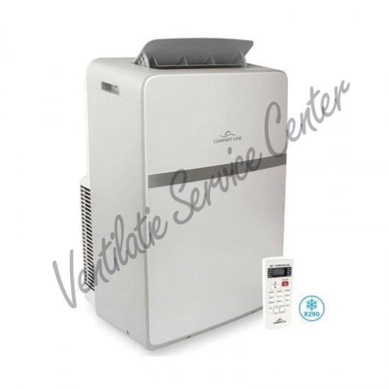 Comfortline aircobreeze mobiele airconditioner met warmtepompfunctie (Mobiele airco)