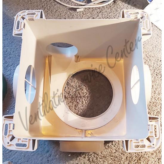 Stork woonhuis ventilatiebox CML met perilex stekker (Woonhuisventilatie)
