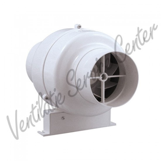 Nedco buisventilator PV 200 centrifugaal 61800800 (Buisventilatoren)