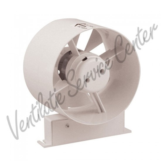 Nedco buisventilator PV 120T met timer 61800500 (Buisventilatoren)