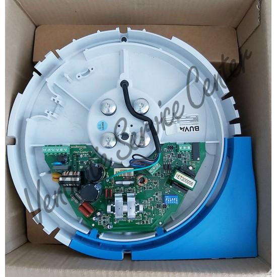 Buva Boxstream gereviseerde ventilatiebox met draadloze RF zender en euro stekker (Woonhuisventilatie)