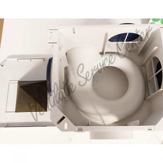 Itho Daalderop CVE166 gereviseerde woonhuis ventilatiebox met perilex stekker (Woonhuisventilatie)