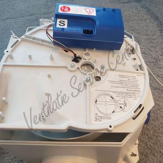 Itho Daalderop woonhuis ventilatiebox CVE ECO RFT met euro stekker (Woonhuisventilatie)