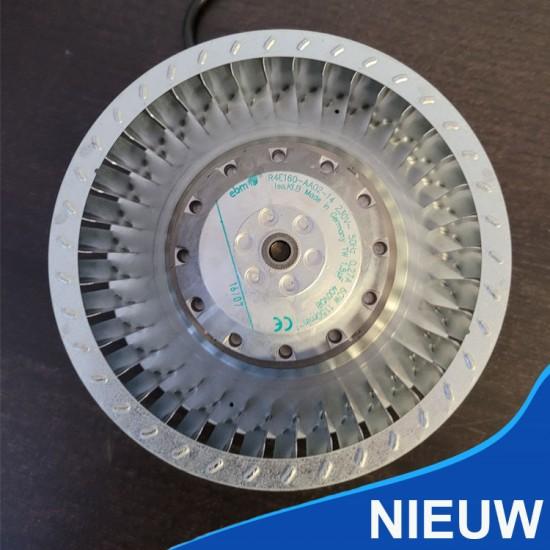 EBM PAPBST complete motor R4E160-AA02-14 NIEUW (Ventilatieboxonderdelen)