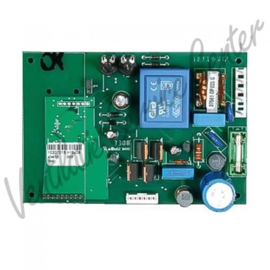 Itho Daalderop print CVE/CVD Ecofan 2 vierkante pen connector 545-5100 (Ventilatiebox onderdelen)