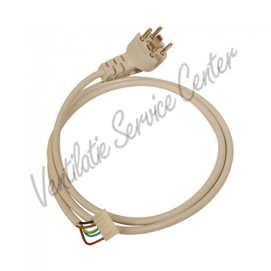 GEBRUIKTE Itho Daalderop voedingskabel perilex 5 polige stekker (Ventilatiebox onderdelen)