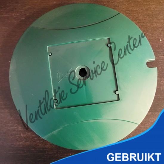 Stork CMFE topcover deksel groen (Ventilatiebox onderdelen)