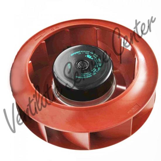 Reparatie revisie van uw ventilatiemotor WTW lagers vervangen (Ventilatiebox reparatie)
