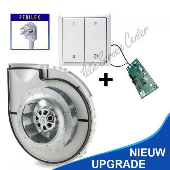 Zehnder motordeel Comfofan incl. draadloze zender met PERILEX stekker (Ventilatieboxonderdelen)