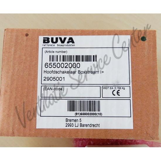Buva Boxstream hoofdbediening afstandsbediening 0-10V NIEUW (Regelingen)
