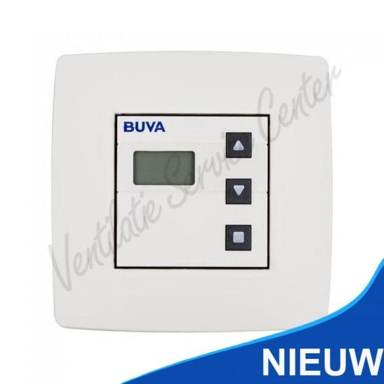 Buva Qstream draadloze keuken/badkamerbediening 1.0 batterijgevoed laag model (Regelingen)