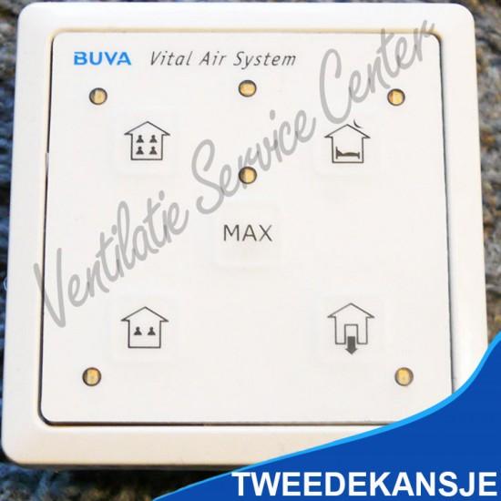 Buva Boxstream hoofdbediening afstandsbediening 0-10V (Regelingen)