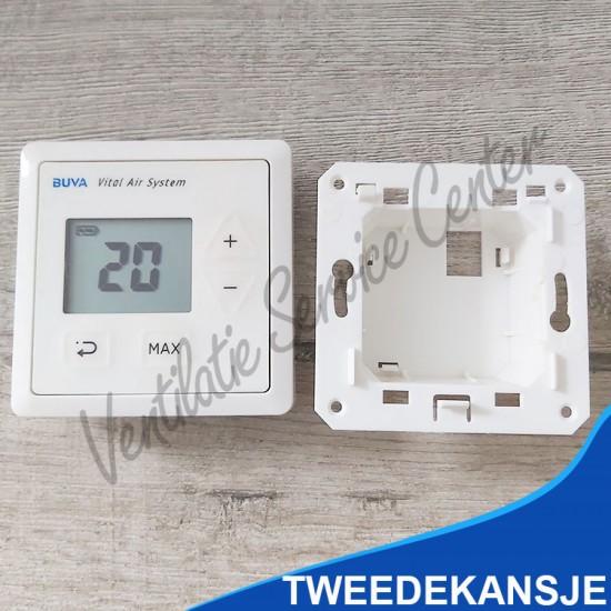 Buva Boxstream digitale draadloze RF afstandsbediening inbouw (Regelingen)