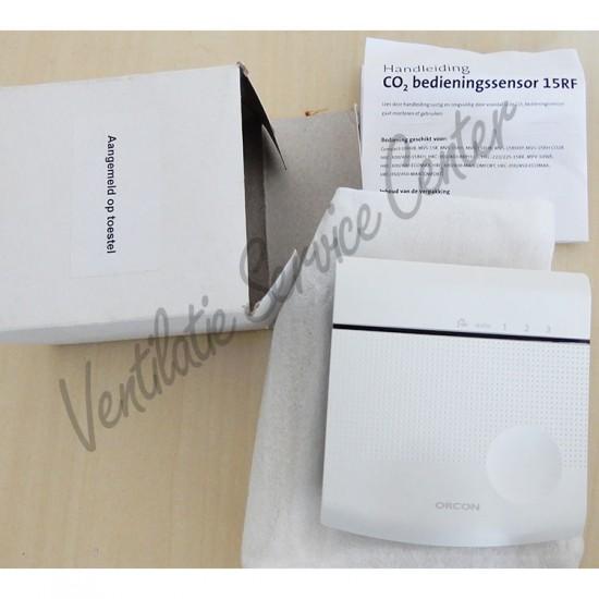Orcon 15RF CO2 bedieningssensor 21800045 (Regelingen)