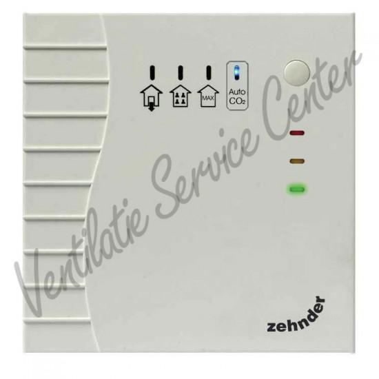 Zehnder hoofdbediening CO2 RF 230volt 659000360 (Regelingen)