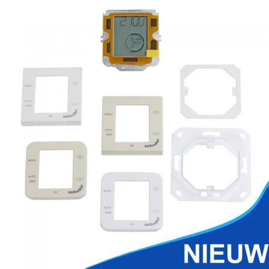 Zehnder ComfoSense 55 bedieningspaneel 655010200 (Regelingen)