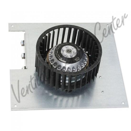 Reparatie revisie van uw ventilatiemotor FLAKT lagers vervangen (Ventilatiebox reparatie)