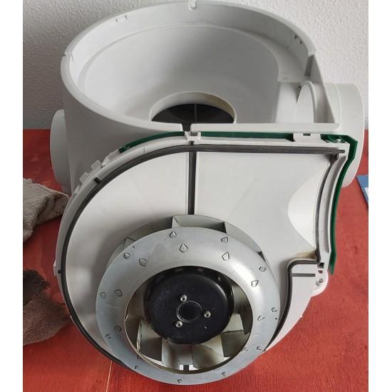 Stork Zehnder CMFe gereviseerde ventilatiebox met euro stekker (Woonhuisventilatie)
