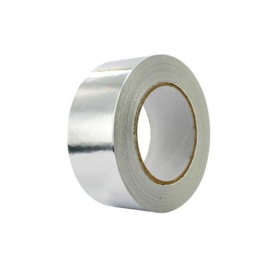 Aluminium tape lengte 45 meter breedte 50mm (Ventilatie toebehoren)