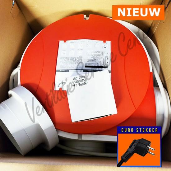 Zehnder ventilatiebox Comfofan S met euro stekker en draadloze zender NIEUW (Woonhuisventilatie)