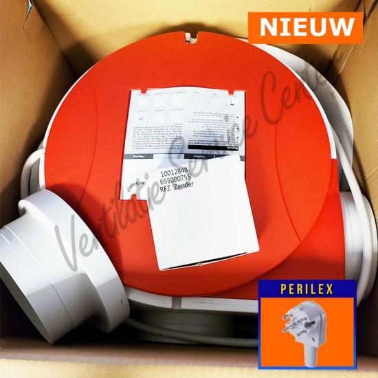 Zehnder ventilatiebox Comfofan S met perilex stekker en draadloze zender NIEUW (Woonhuisventilatie)
